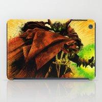 spawn iPad Cases featuring Hellspawn by Fresh Doodle - JP Valderrama