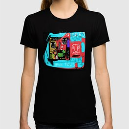 Secret Tides T-shirt