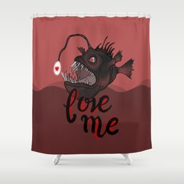 Love Me Shower Curtain