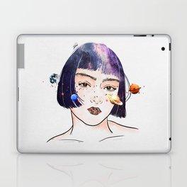 Night chaos. Laptop & iPad Skin