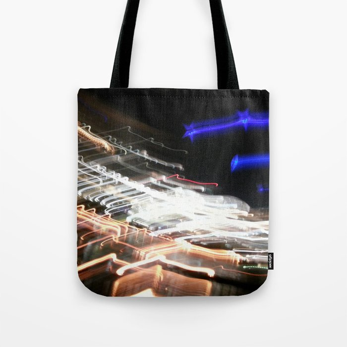 WaterFire (802a) Tote Bag