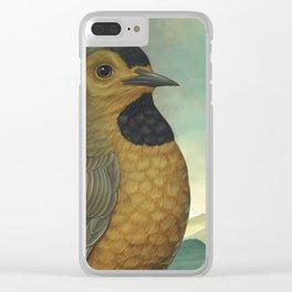 Bachman's Warbler (Vermivora bachmanii) Clear iPhone Case