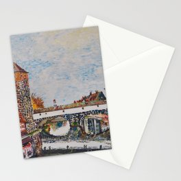 Nuremberg, Germany Stationery Cards