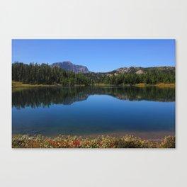 Sunshine Meadows - Canadian Rockies - Banff Canvas Print