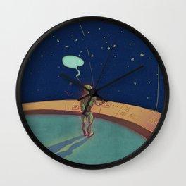 QT Wall Clock