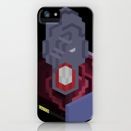Nemesis Hexels iPhone Case