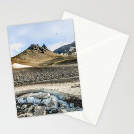 "Extrusion ""Camel"" at the foot of the Avachinsky volcano Stationery Cards"