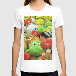 The Claw Machine Prize T-shirt