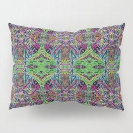 Pastel threads Pillow Sham