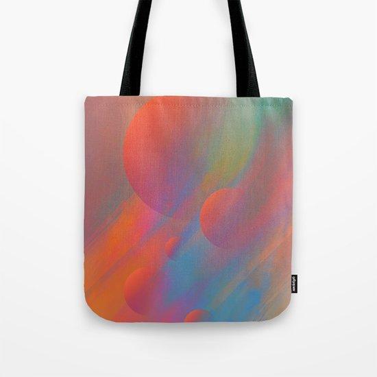 FRESHNESS OF SPRING Tote Bag