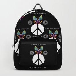 butterfly weekend Backpack
