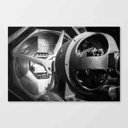 The Wind Tunnel  Canvas Print
