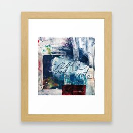 Create and Re-create Framed Art Print