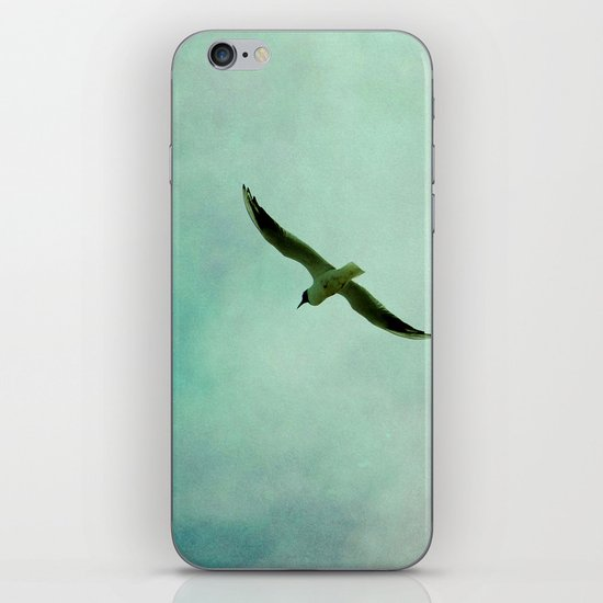feel free iPhone & iPod Skin