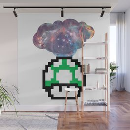 Get a Life Wall Mural