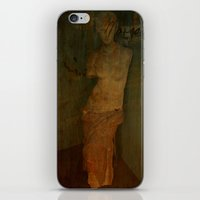 virgo iPhone & iPod Skins featuring VIRGO by lucborell