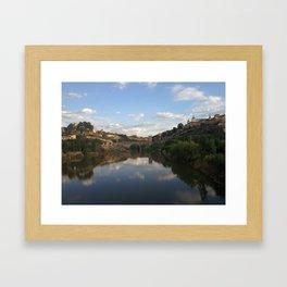 Toledo Framed Art Print