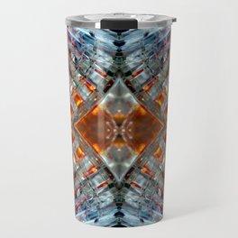 Narra Abstract 02 Travel Mug