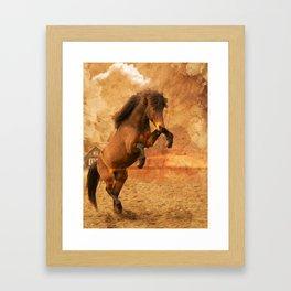 Gillingur Framed Art Print