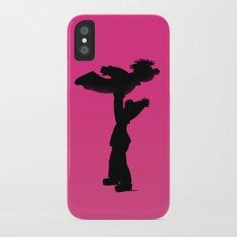 Roomie Dancing iPhone Case