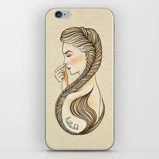 Fishtailed iPhone & iPod Skin