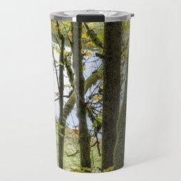 Canal Through the Trees Travel Mug