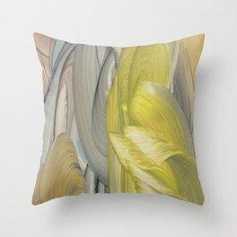Nin-Edin Throw Pillow