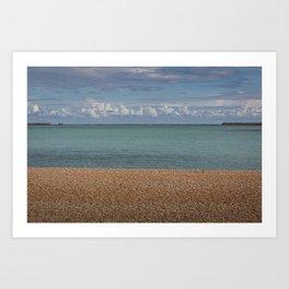 Dover Horizon Art Print