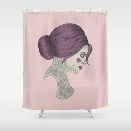 AVENUE Shower Curtain