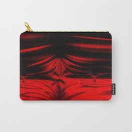 Shockwave Red Carry-All Pouch