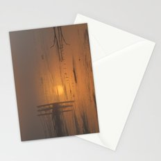 Sunrise on the Horicon Marsh Stationery Cards