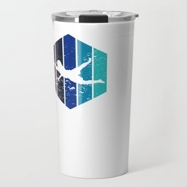 Ultimate Disc Gift Sport Jersey Player design Travel Mug