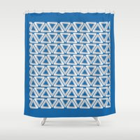 escher Shower Curtains featuring Escher #005 by rob art | simple
