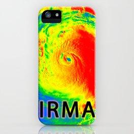 I survived hurricane Irma iPhone Case
