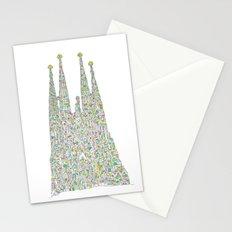 Sagrada Família Stationery Cards