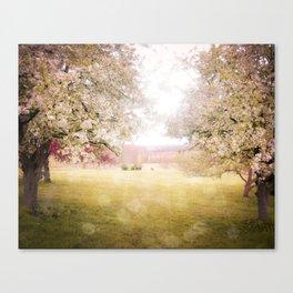 Lighter Than Air Canvas Print