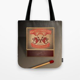 Fratelli Mefisto Tote Bag