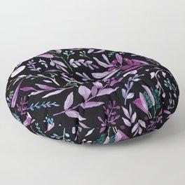Eucalyptus Violet Floor Pillow