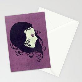 Violet Paragon   Poison Stationery Cards