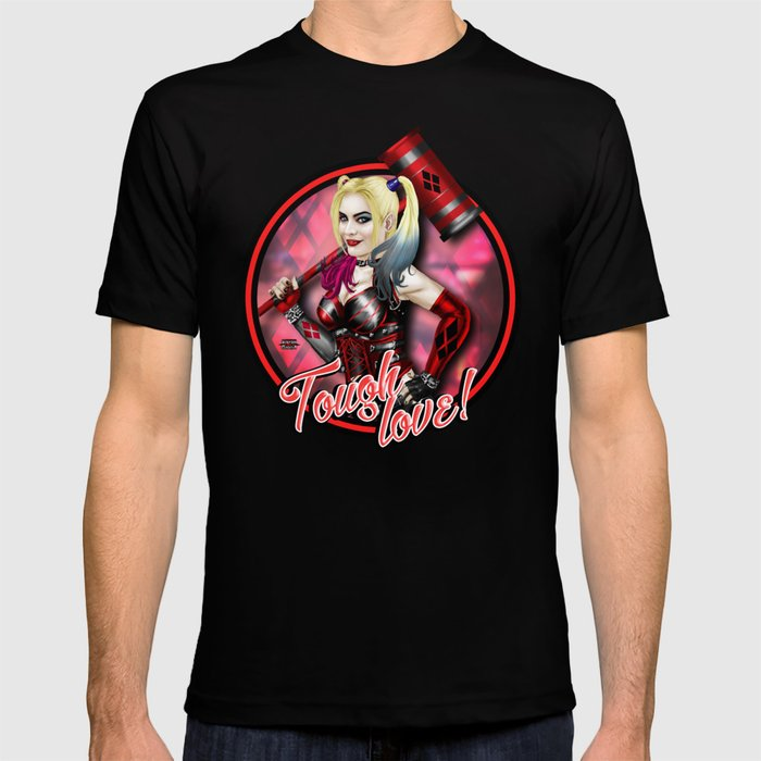 Tough Love Harley T-shirt