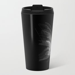 Zenda Embossed Travel Mug
