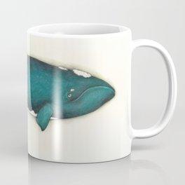 Southern Right Whale, 2018 Coffee Mug