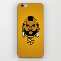 foo fighters iPhone & iPod Skins featuring foo' fighter. by dann matthews