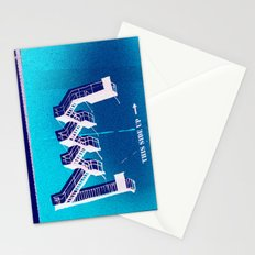 Stairs Up Stationery Cards