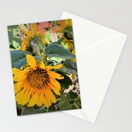 Summer Sunflower Stationery Cards