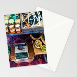 Typerwriter Stationery Cards