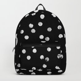 White Dots Backpack