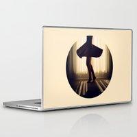 dancer Laptop & iPad Skins featuring Dancer by Kameron Elisabeth