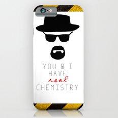 HEISENBERG BREAKING BAD Real Chemistry iPhone 6s Slim Case