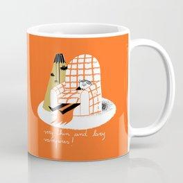 Lazy Vampires! Coffee Mug